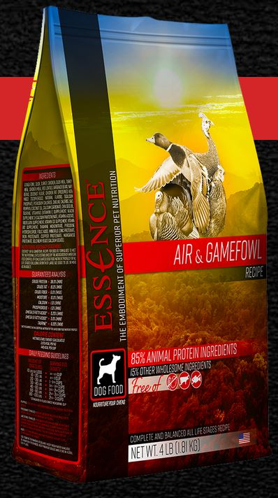 Air & Gamefowl Dog Formula