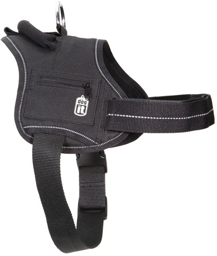 Padded Harness (Black)