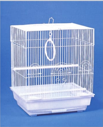 "Small Canary/Finch Economical Bird Cage 14"" x 11"" x 16"""
