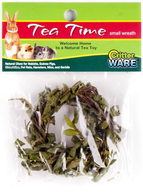 Tea Time Wreath Small