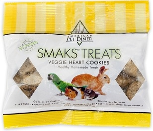 Veggie Heart Cookie Smaks