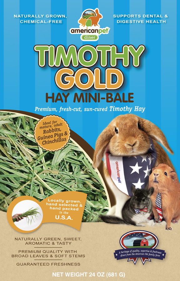 Timothy Gold Hay