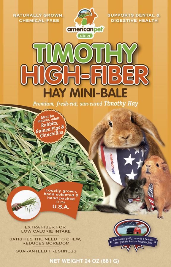 Timothy High Fiber Hay