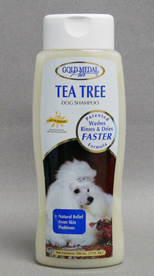 Gold Medal Tea Tree Shampoo