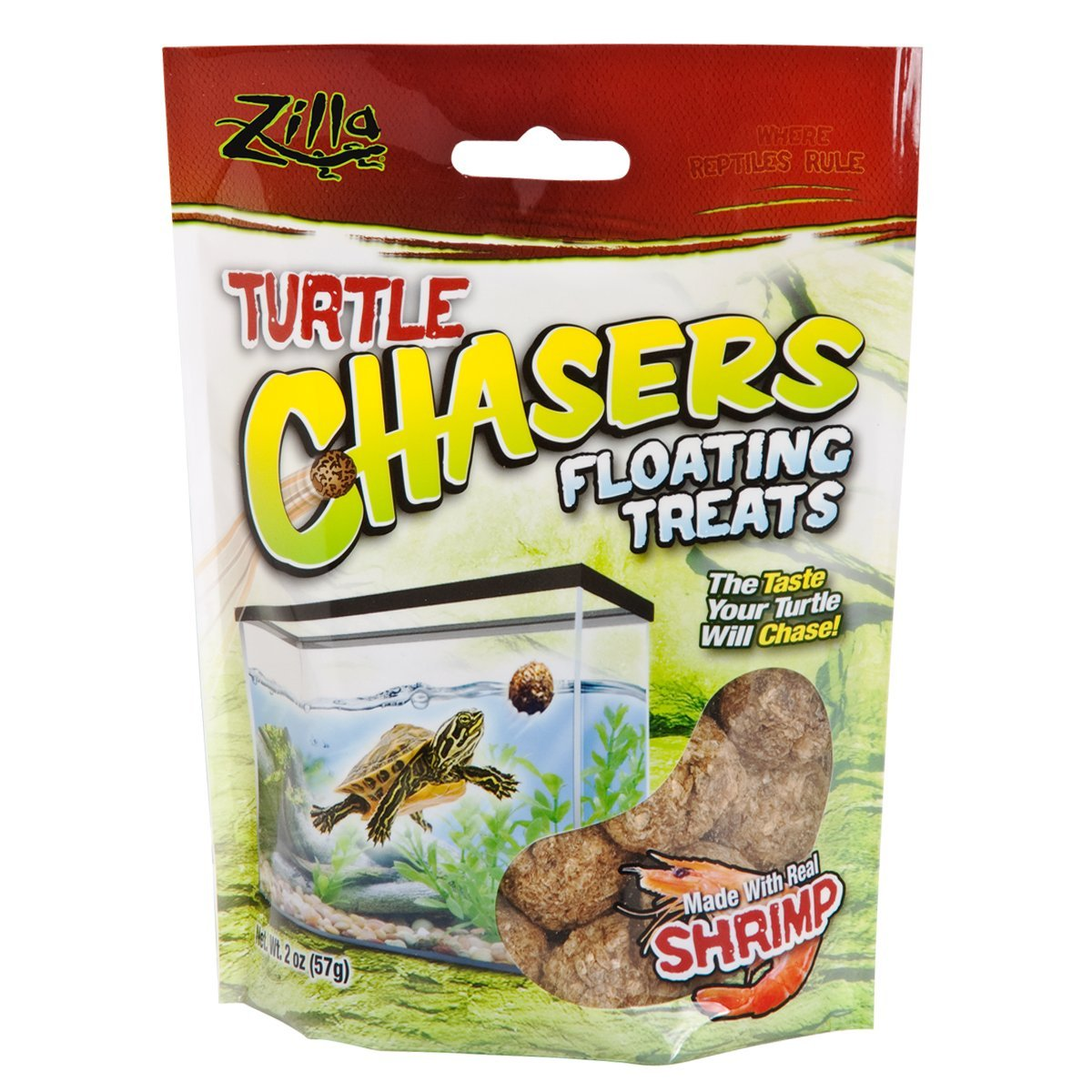 Zilla Turtle Chasers Shrimp