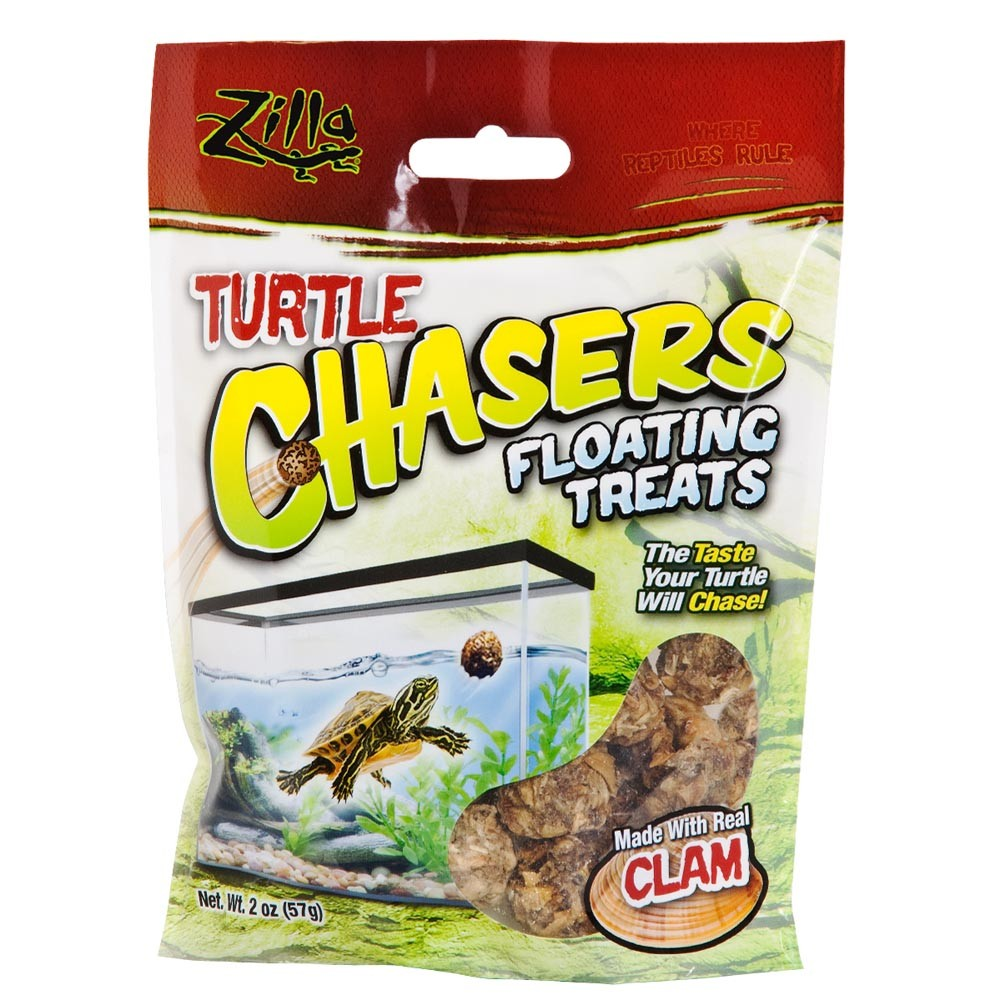 Zilla Turtle Chaser Clam