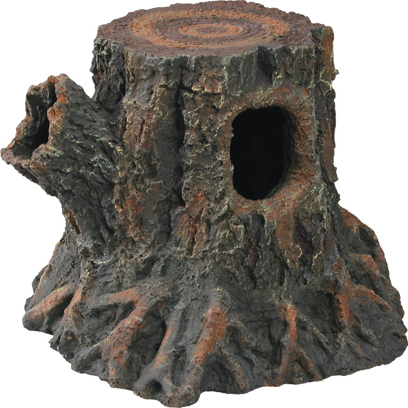 Stump Den