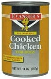 Classic Cooked Chicken Canned