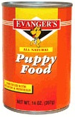 Puppy Food Canned
