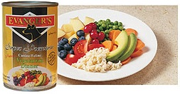 Gold Line All Fresh Vegetarian Dinner Canned - Click Image to Close