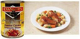 Roasted Chicken Drumette Dinner Canned