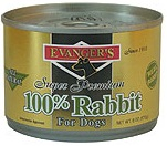 100% Rabbit Canned