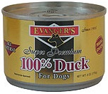 100% Duck Canned