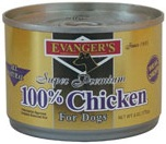100% Chicken Canned