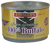 100% Buffalo Canned