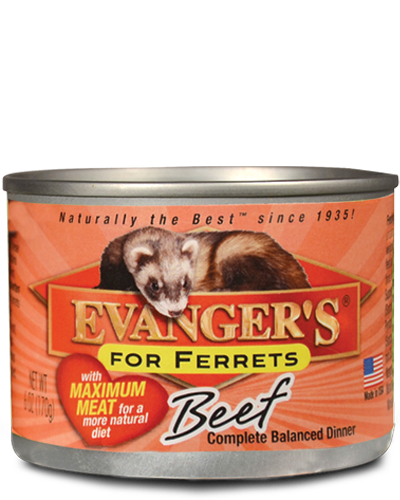 Maximum Beef for Ferrets