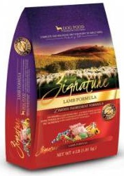 Lamb Formula Dry Dog Food