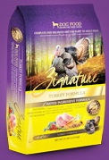 Turkey Formula Dry Dog Food