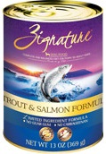 Trout & Salmon Formula Canned Dog Food