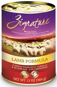 Lamb Formula Canned Dog Food