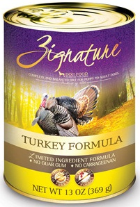 Turkey Formula Canned Dog Food