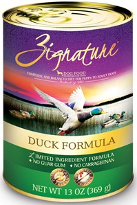 Duck Canned Formula