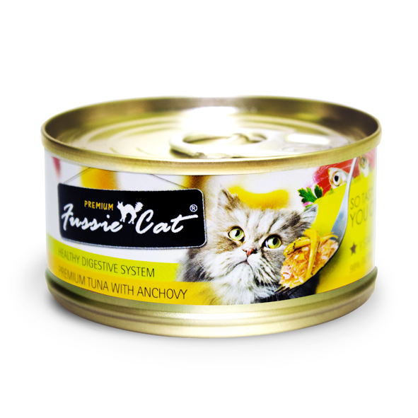 Premium Tuna with Anchovy Canned