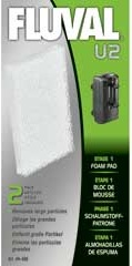 Fluval Underwater Filter Replacement Pads
