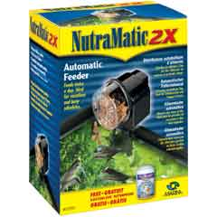 Nutramatic Economy Fish Food Feeder