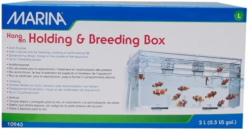 Marina Breeding Boxes