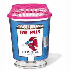 Fin Pals Betta Bowl