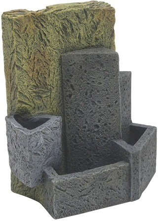 Fluval EDGE Ornament Stone Wall