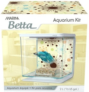 Marina Betta Kit, Fireworks