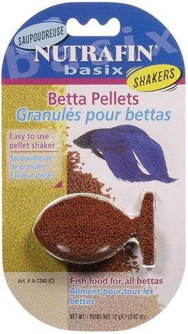 Nutrafin Basix Betta Pellets