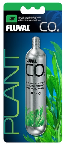 Fluval 1.6oz CO2 Replacement Cartridges