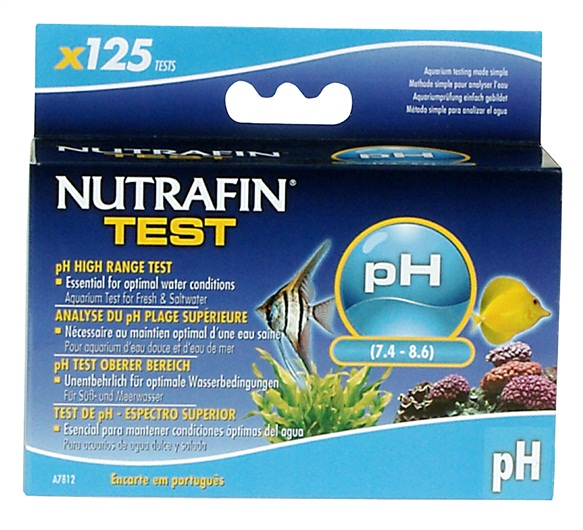 Nutrafin pH High Range Test