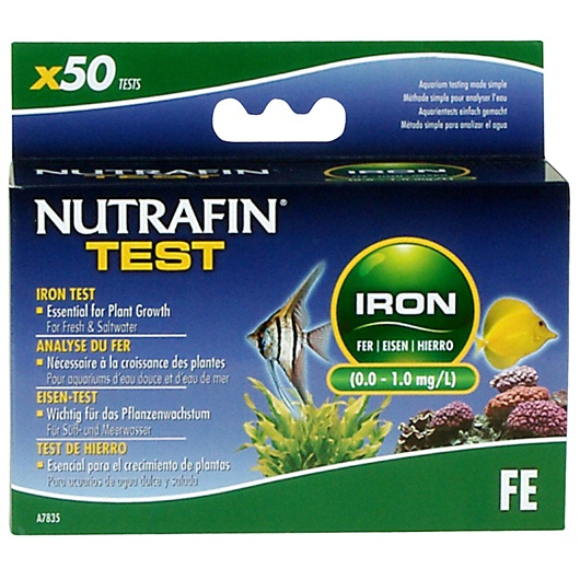 Nutrafin Iron Test