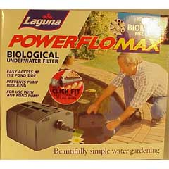 Laguna Powerflo Underwater Filter (3Chamber w/Biomax)