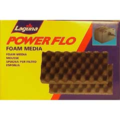 Laguna Powerflo Replacement Foam 2pk