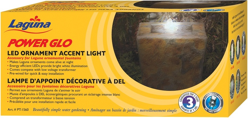 Laguna PowerGlo LED Ornament Accent Light