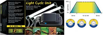 Exo Terra Light Cycle Unit Electronic Dimming Controller