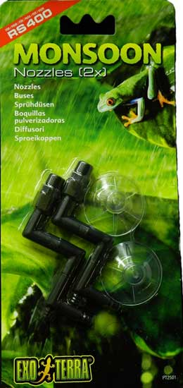 Monsoon RS400 Nozzles 2 Pack