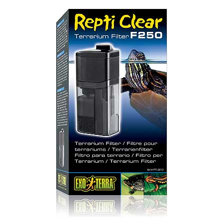 Repti Clear F250 Terrarium Filter