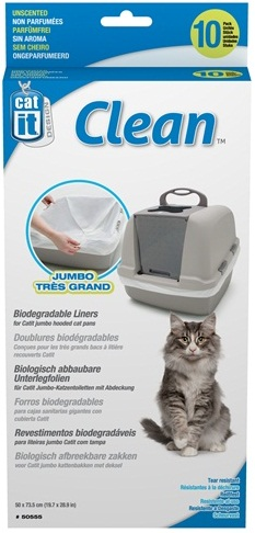 Catit Liners for Jumbo Cat Pan