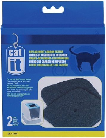 Cat Pan Replacement Carbon Filters (Jumbo)