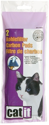 Cat Pan Replacement Carbon Pads