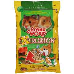 Living World Extrusion Hamster Food