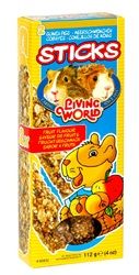 Guinea Pig Sticks by Living World