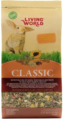 Living World Classic Food for Rabbits