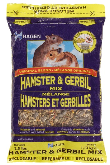 Hamster and Gerbil Staple VME Diet